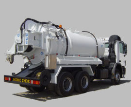 VACCUME JETTING AND COMBINED TRUCKS