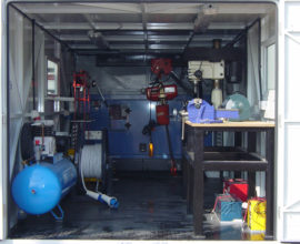 MOBILE WORKSHOPS AND SUPPORT UNITS